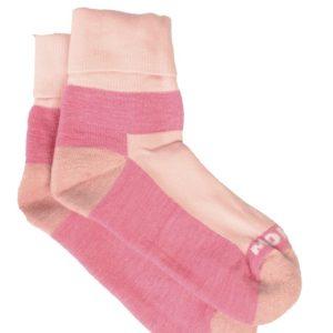 3735 Cerise / Pink - Ladies MohairBamboo Boot Explore