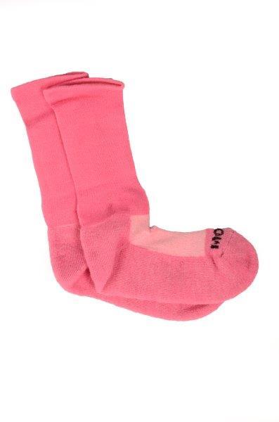 3896 - Ladies Medi Sock Cerise