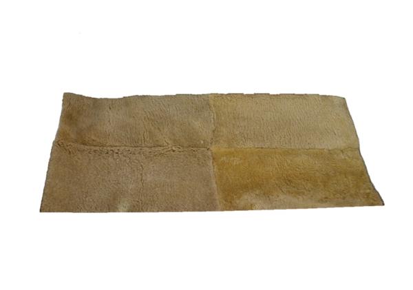 Merino Sheepskin Cot Blanket