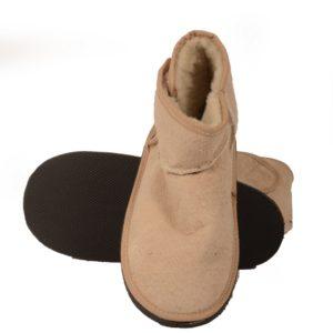 Sheepskin Medical Boots