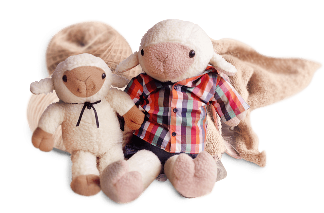 Mohair-Teddy