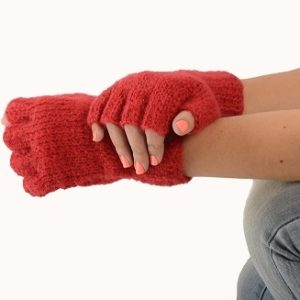 Gloves Knitted - Half Finger