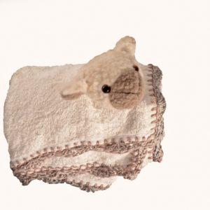 Karoo Sheep - Spoegdoek