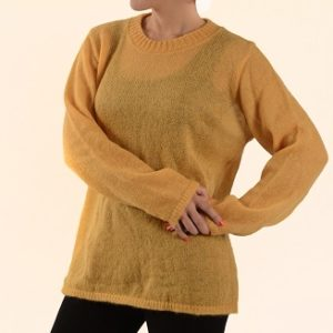 Fine Round Neck Sweater